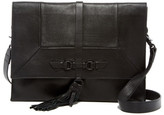 Foley + Corinna Bo Leather Convertible Clutch