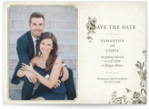 Minted Story Book Save the Date Postcards