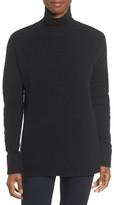 Halogen Mock Turtleneck Sweater (Petite)