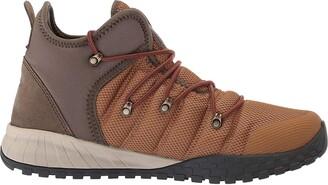 Columbia Men's Fairbanks 503 Waterproof Boots Brown (Elk Deep Rust) 9.5 UK 43.5 EU