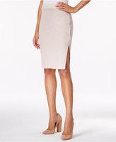 Kensie Ribbed Pencil Skirt