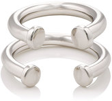 Jennifer Fisher Women's Pipe Ring Set