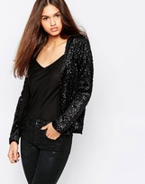 Minimum Sequin Blazer