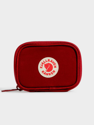 Fjallraven Kanken Card Wallet in Ox Red