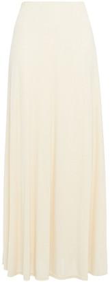 The Row Skavel Jersey Maxi Skirt