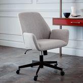 west elm Aluna Upholstered Office Chair