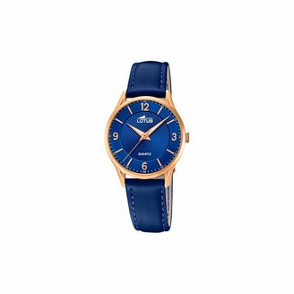 Lotus Womens Analogue Quartz Watch with Leather Strap 18407/B