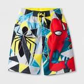Marvel Boys' Spider-Man Swim Trunks