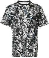 Golden Goose Deluxe Brand printed fitted T-shirt