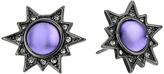 Rebecca Minkoff Rock Stone Stud Earrings