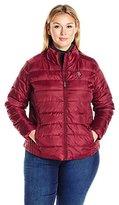 U.S. Polo Assn. Women's Plus Size Puffer Jacket