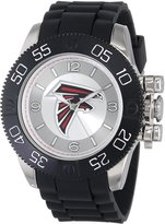 Game Time Men's NFL-BEA-ATL Beast Round Analog Watch