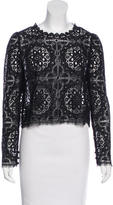 Temperley London Nomi Lace Crop Top w/ Tags