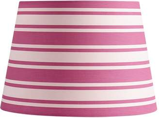 Pottery Barn Kids Bright Pink Charlie Rugby Shade