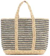 Vanessa Bruno Cabas Large straw shopper