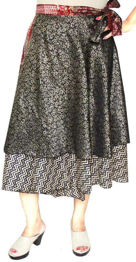 95be755a7 Indian Print Skirt - ShopStyle Canada