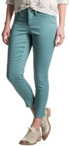 Max Jeans Skinny Capris (For Women)