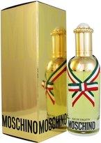 Moschino for Women, Eau De Toilette Spray 2.5-Ounce