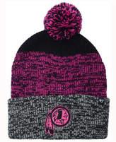 '47 Washington Redskins Static Cuff Pom Knit Hat