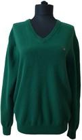 Gant Green Wool Knitwear for Women