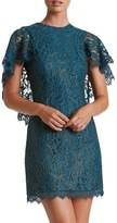 Dress the Population Women's Shelby Metallic Sheath Dress