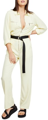 BDG Victory Twill Jumpsuit