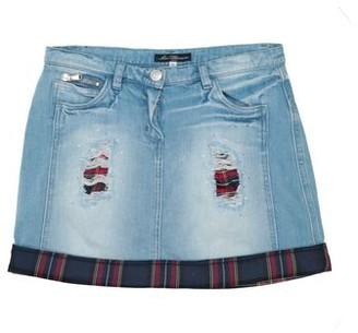 Miss Blumarine Denim skirt