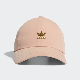 adidas Relaxed Metal Strap-Back Hat