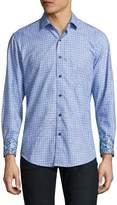 Robert Graham Men's Utica Regular Fit Button-Down Shirt