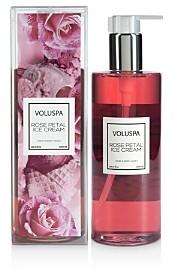 Voluspa Rose Petal Ice Cream Hand & Body Wash