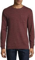 Wesc Bade Heathered Sweatshirt