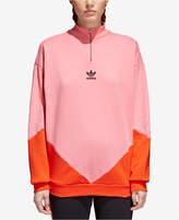 adidas Clrdo Half-Zip Sweatshirt
