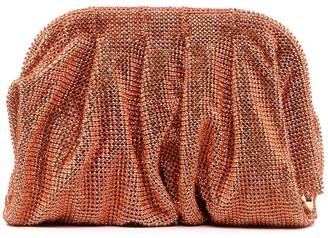 Benedetta Bruzziches Crystal-Embellished Clutch