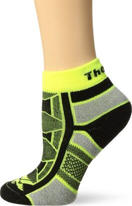 Thorlos Unisex OAQU Outdoor Athlete Thin Padded Ankle Sock