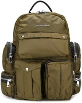 DSQUARED2 'Utilitary' backpack