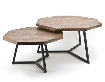 Thumbnail for your product : By Boo Frame 2 Nesting Tables