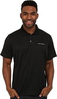 Columbia Men's Utilizer Stripe Polo Shirt