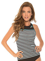 Eco Swim Racerback Tankini Top
