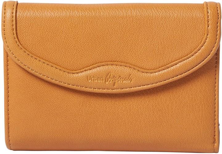 Urban Originals Queen Bee Vegan Leather Wallet