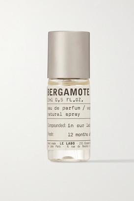 Le Labo Eau De Parfum - Bergamote 22, 15ml