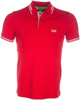 BOSS GREEN Men's Slim Fit Paul Polo Shirt L