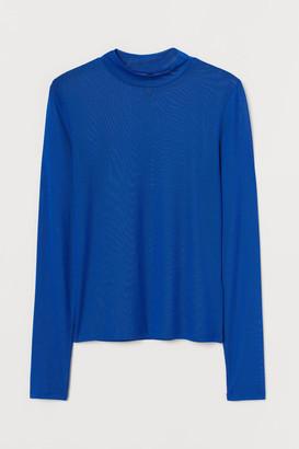 H&M Short Top - Blue