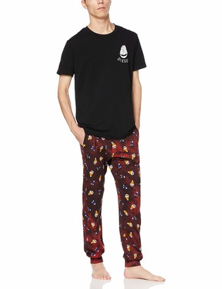 Diesel Men's UMSET-Jake-Julio Pyjama