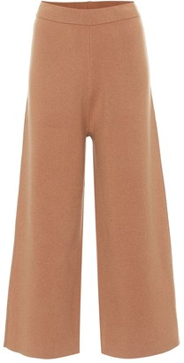 Joseph Wool wide-leg pants