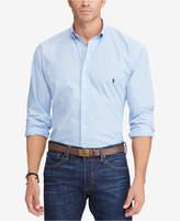 Polo Ralph Lauren Men's Big & Tall Classic Fit Poplin Shirt