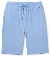 Polo Ralph Lauren Cotton Pyjama Shorts - Blue