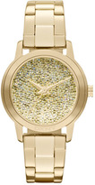 DKNY Pebble Crystal Dial Watch, 32mm