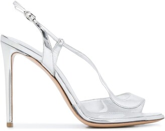 Nicholas Kirkwood illusion strap sandals