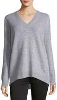 Vince Knit V-Neck Sweater