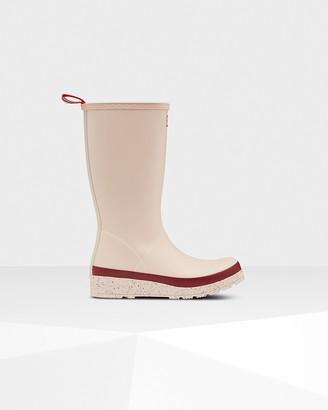 Hunter Women's Original Play Tall Speckle Rain Boots